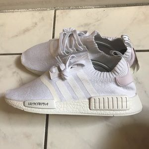 bea882acb Women s Adidas Nmd Triple White on Poshmark